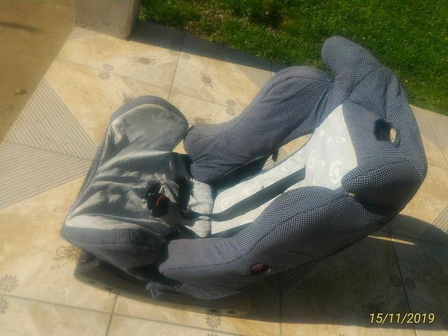 Cadeirinha para carro Infanti Ultra Comfort - Foto 2