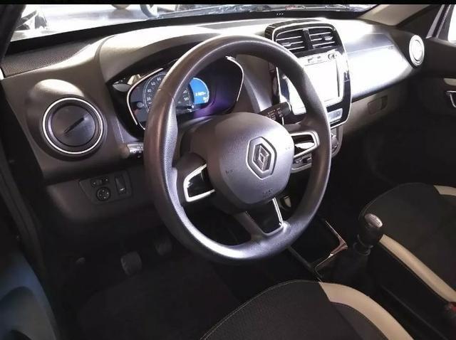 Vendo carro Renault kwid 1.0 flex zen 12c - Foto 3