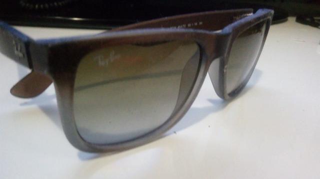 1833464e78519 Óculos Ray-Ban RB4288L - Marrom Degradê (Original) - Bijouterias ...