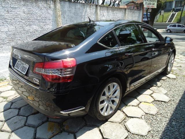 C5 Exclusive - Super Carro - Baixissima KM - Excelente estado - Top - Unico Dono - Foto 4