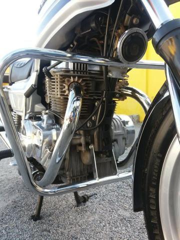 Honda cb 400 raridade!! - Foto 4