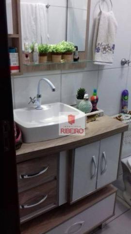 Casa com 2 dormitórios à venda, por R$ 220.000 - Coloninha - Araranguá/SC - Foto 14