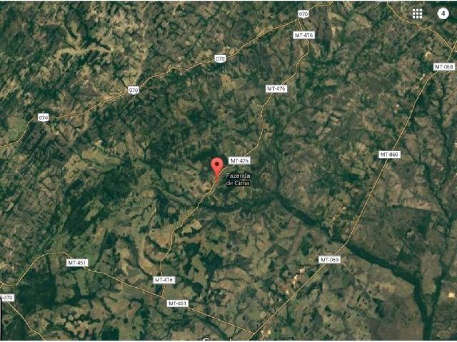 Chácara à venda em Zona rural, Pocone cod:20534 - Foto 2