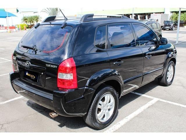 Hyundai Tucson Hyundai Tucson 2.0 mpfi gls 16v 143cv 2wd gasolina 4p automático - Foto 4