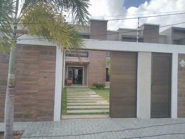 Casas em rua privativa, com 4 suítes 3 vaga 5 banheiros - Foto 14