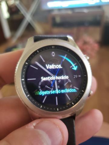 Samsung Gear S3 Classic Defeito