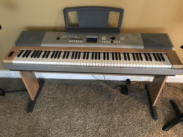 Yamaha Dgx 630 Keyboard