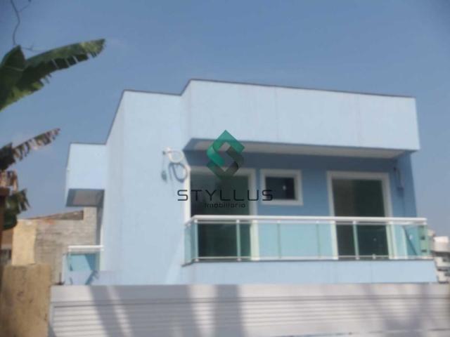 Casa à venda com 3 dormitórios em Freguesia (jacarepaguá), Rio de janeiro cod:C70295