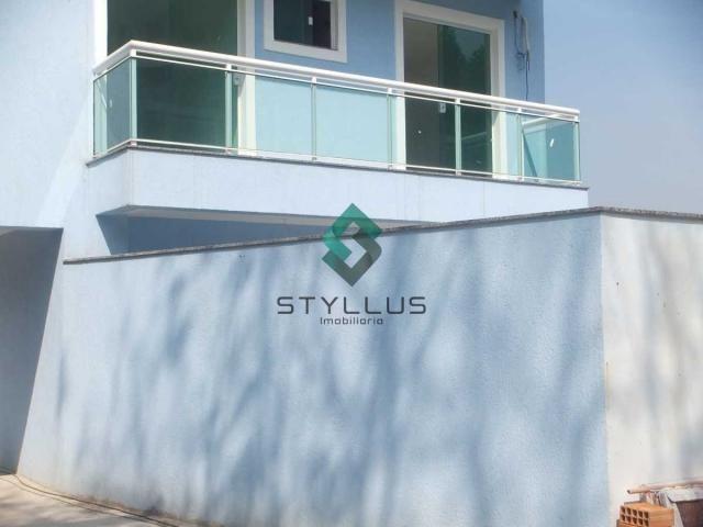 Casa à venda com 3 dormitórios em Freguesia (jacarepaguá), Rio de janeiro cod:C70295 - Foto 2