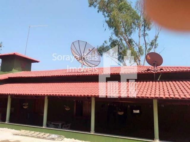 Chácara à venda com 4 dormitórios em Área rural de pará de minas, Pará de minas cod:820 - Foto 16