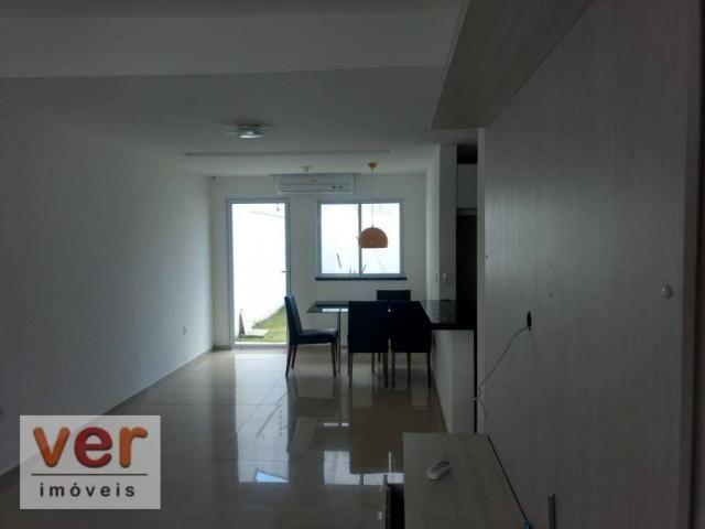 Casa à venda, 108 m² por R$ 230.000,00 - Divineia - Aquiraz/CE - Foto 4