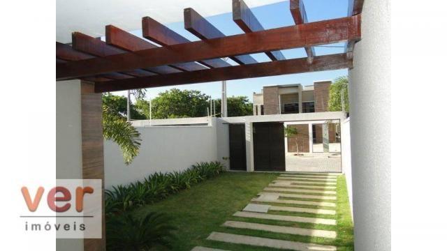 Casa à venda, 146 m² por R$ 404.000,00 - Centro - Eusébio/CE - Foto 9
