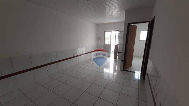 Casa com 2 dormitórios à venda, 63 m² por R$ 125.000 - Jardim Militania - Santa Rita/Paraí - Foto 4