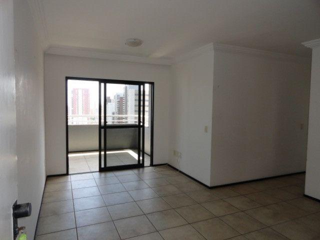 AP0151 - Apartamento com 3 dormitórios para alugar, 70 m² por R$ 1.550/mês - Meireles - Foto 5