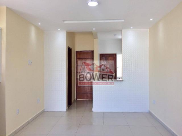 Casa com 3 dormitórios à venda, 70 m² por R$ 349.000,00 - Jardim Atlântico Central (Itaipu - Foto 3