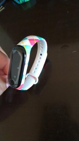 Relógio Inteligente Smartband M3 Monitor Cardíaco E Pressão - Foto 3