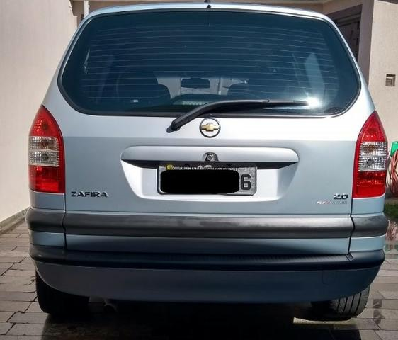 Zafira Elite 2.0 2007/2008