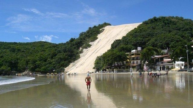VR-Projeto Aprovado Pé na Areia ao Lado do Morro do Careca em Ponta Negra - Foto 13