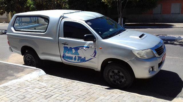 Hilux 3.0 diesel 4x4 2013 funerário