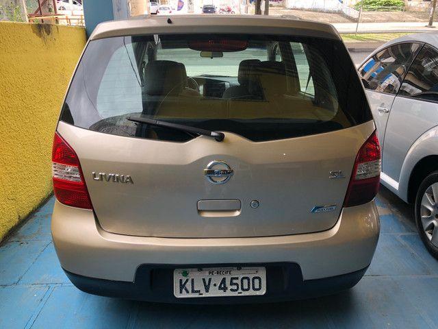 Nissan Livina 1.8  Completo 2010 - Foto 3