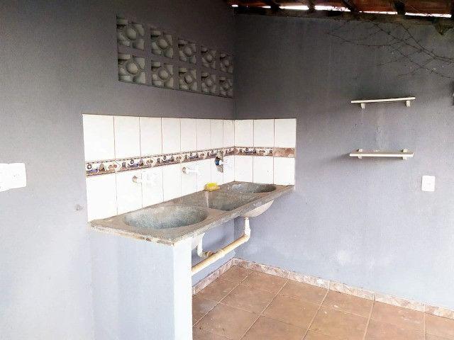 Excelente Casa Com 2 Quartos + Salão a Venda no Bairro Monte Castelo - R$ 315mil - Foto 13