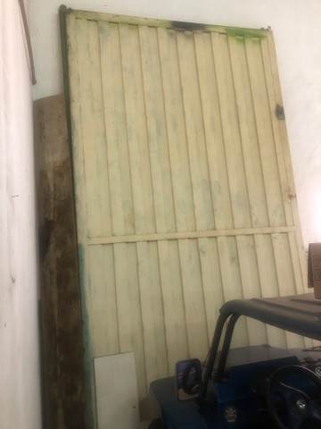 Porta/Portão para Usina ou Barracão - Foto 2