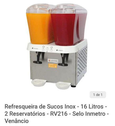 Refresqueira suqueira RV 216 220V