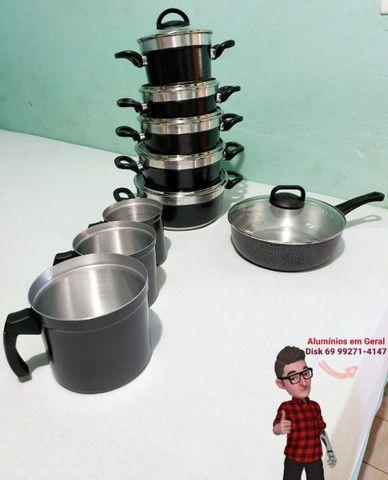 Kits de panelas e utensílios para cozinha. - Foto 2