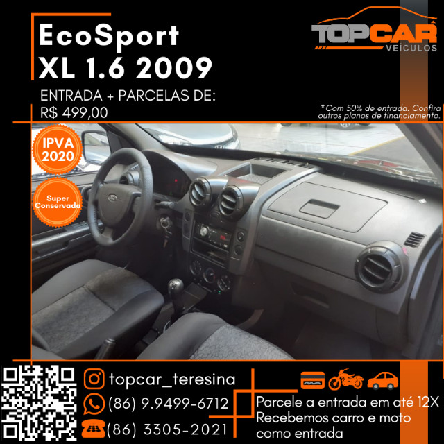 EcoSport XL 1.6 2009 - Foto 6