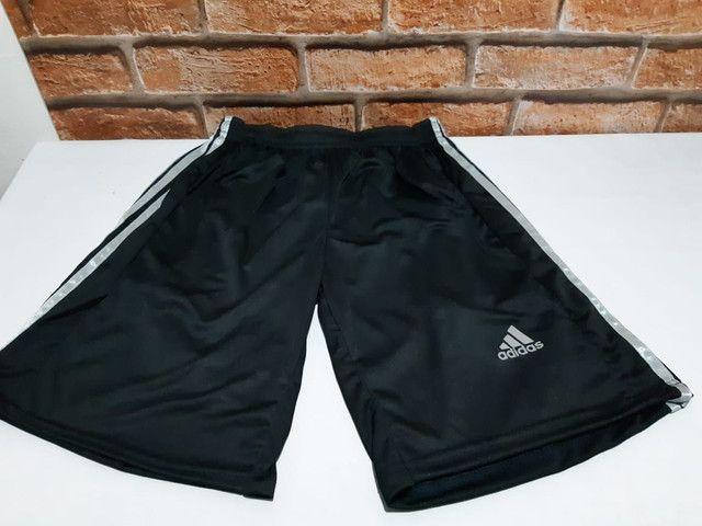 Shortes Nike & Adidas - (M) (G) (GG) - Foto 4