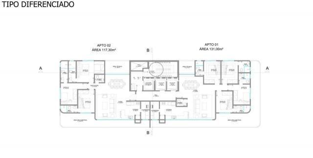 Apartamento à venda com 3 dormitórios em Barra norte, Balneário camboriú cod:683 - Foto 18