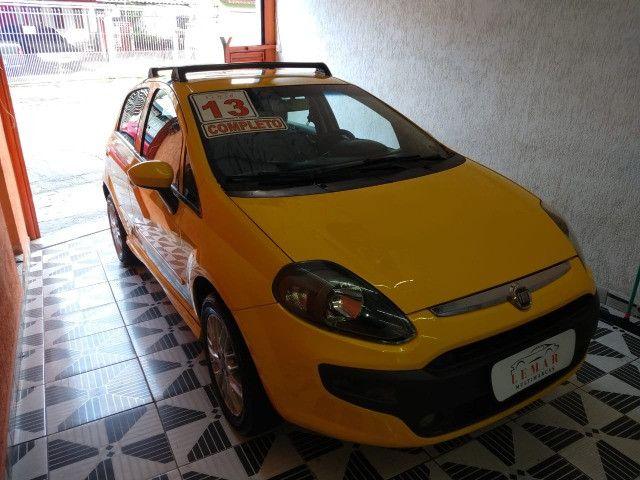 Fiat Palio Wekkend ELX 1.4 Flex Completo top - Foto 10