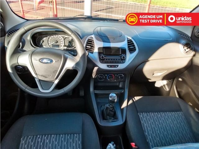 Ford Ka 2019 1.0 ti-vct flex se manual - Foto 7
