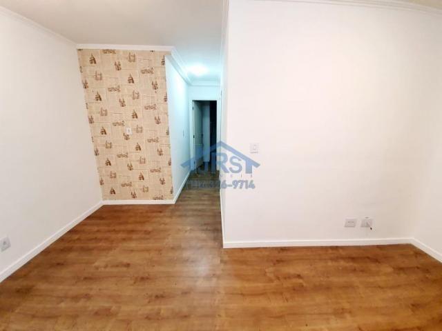 Apartamento com 2 dormitórios à venda, 49 m² por R$ 240.000,00 - Vila Mercês - Carapicuíba - Foto 3