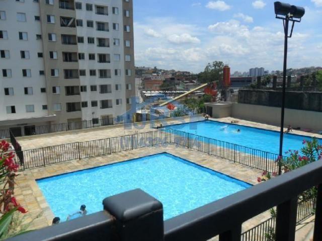 Apartamento com 2 dormitórios à venda, 49 m² por R$ 285.000,00 - Vila Mercês - Carapicuíba - Foto 2