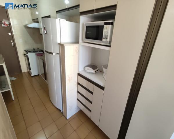 Apartamento de 2 quartos para TEMPORADA na Praia do Morro Guarapari - ES - Foto 14