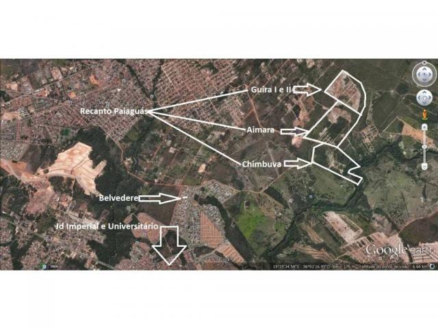 Loteamento/condomínio à venda em Recanto paiaguas, Cuiaba cod:23322 - Foto 4