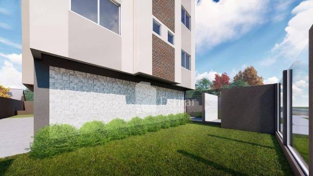 Apartamento 01 quarto no Fanny, Curitiba - Foto 17