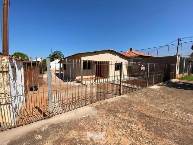 Casa para aluguel, 2 quartos, 3 vagas, Vila Ipiranga - Campo Grande/MS