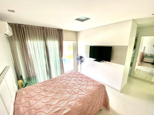Linda casa projetada por arquitetos , 440m2  de puro luxo, requinte e bom gosto - Foto 15