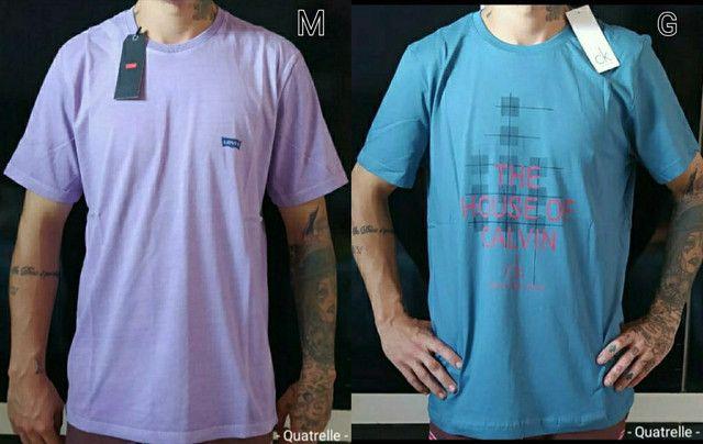 Camisetas Masculinas  - Foto 6