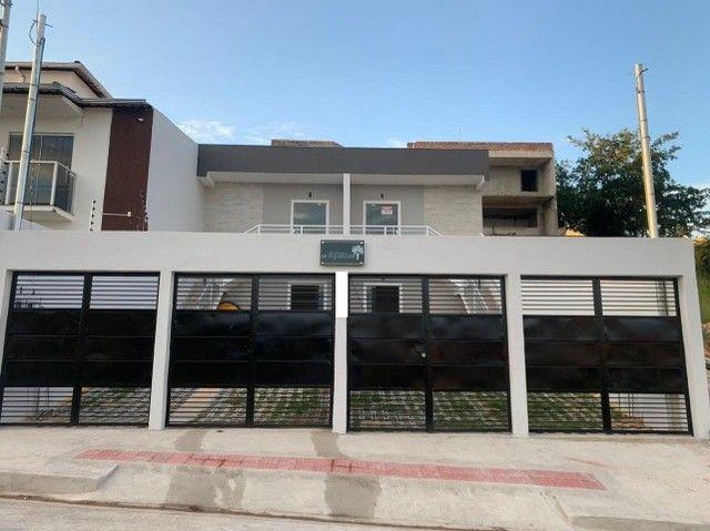 Casa Geminada Entrada individual com 2 vagas - Bairro Liberdade - Santa Luzia