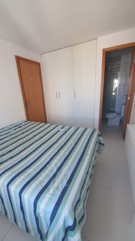 009L - Apartamento tipo flat para alugar, 1 quarto, Mobiliado, lazer, em Boa Viagem - Foto 18