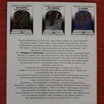 O Homem, Col Origem e Evolução. Fiorenzo Fachini. Ed Moderna - Foto 2