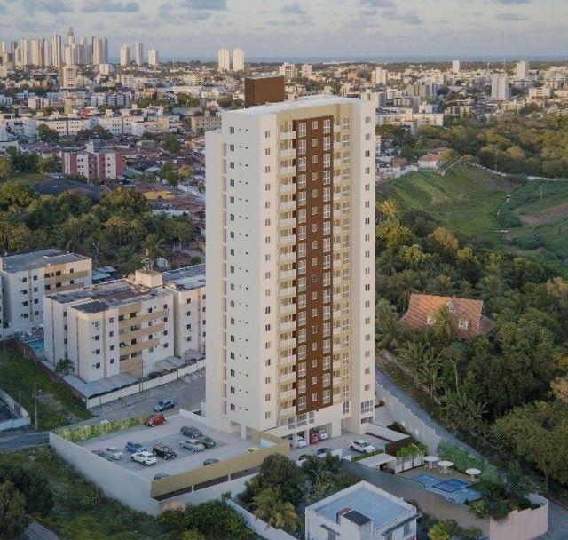 Apartamento novo, 02 quartos em Água Fria, ao lado da UNIPÊ! - Foto 2