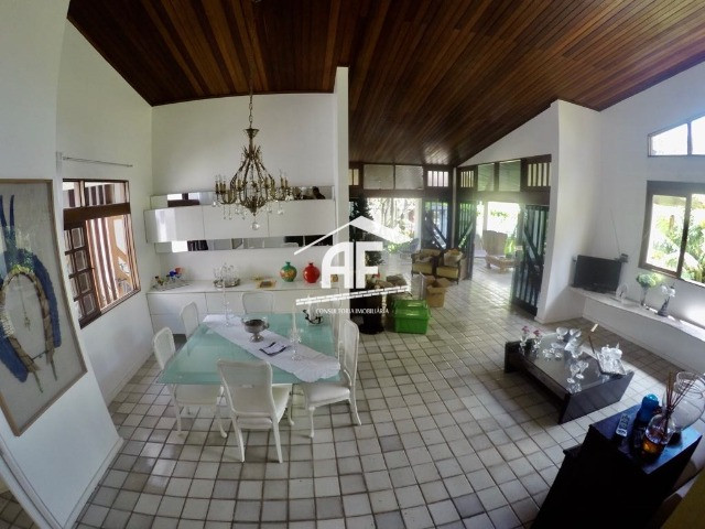 Condomínio Jardim do Horto - Casa com 3 suítes sendo 1 máster - 534m² - Foto 9