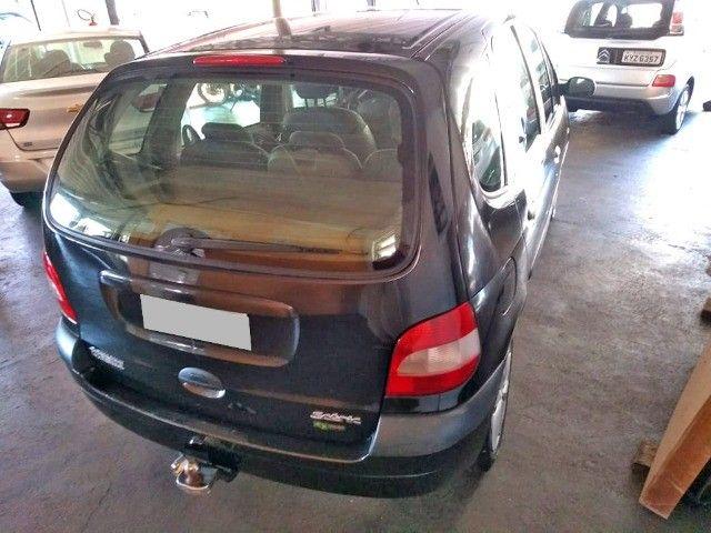 Renault Scenic 1.6 Authentique 2004 Completa - Foto 4