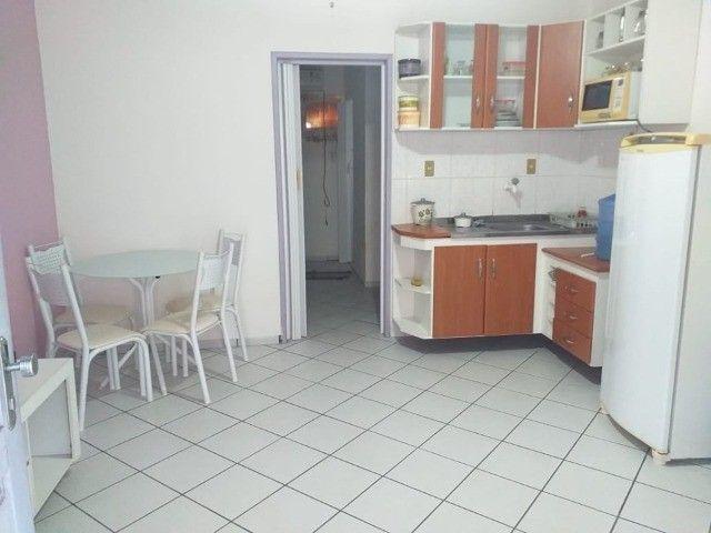Alugo flat de 1/4 mobiliado em condomínio Down Town no centro - Foto 12