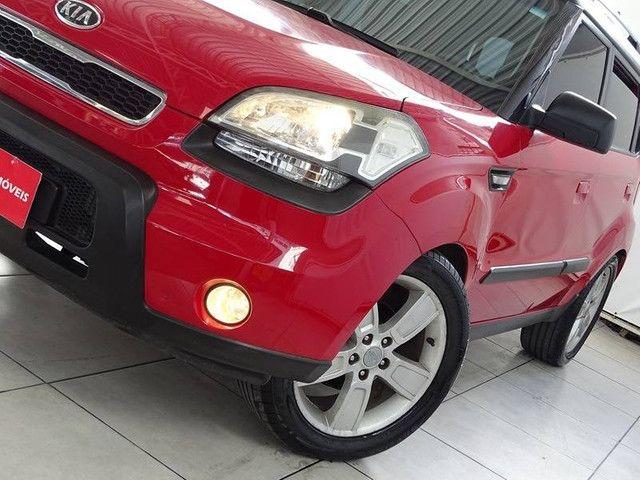 SOUL 2009/2010 1.6 EX 16V GASOLINA 4P AUTOMÁTICO - Foto 11