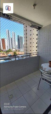 Apartamento com 3 dormitórios à venda, 64 m² por R$ 279.999,99 - Manaíra - João Pessoa/PB - Foto 2